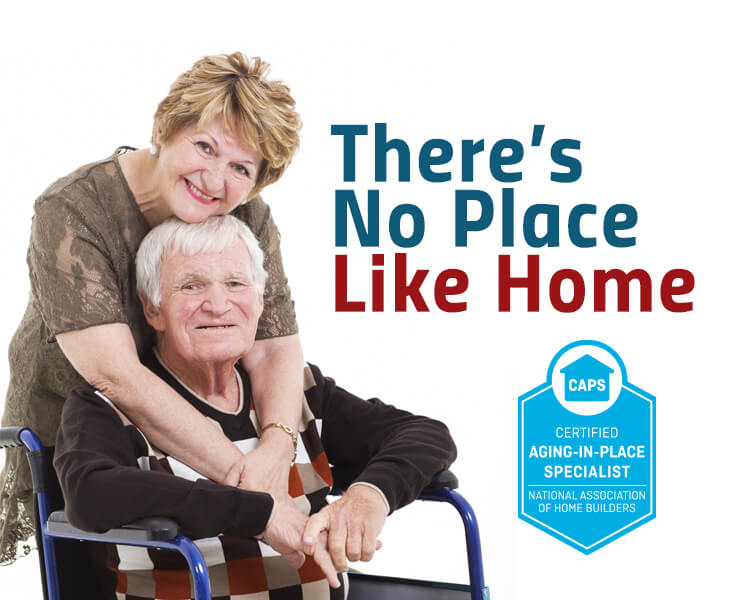Fully Licensed & Certified Aging-In-Place Services